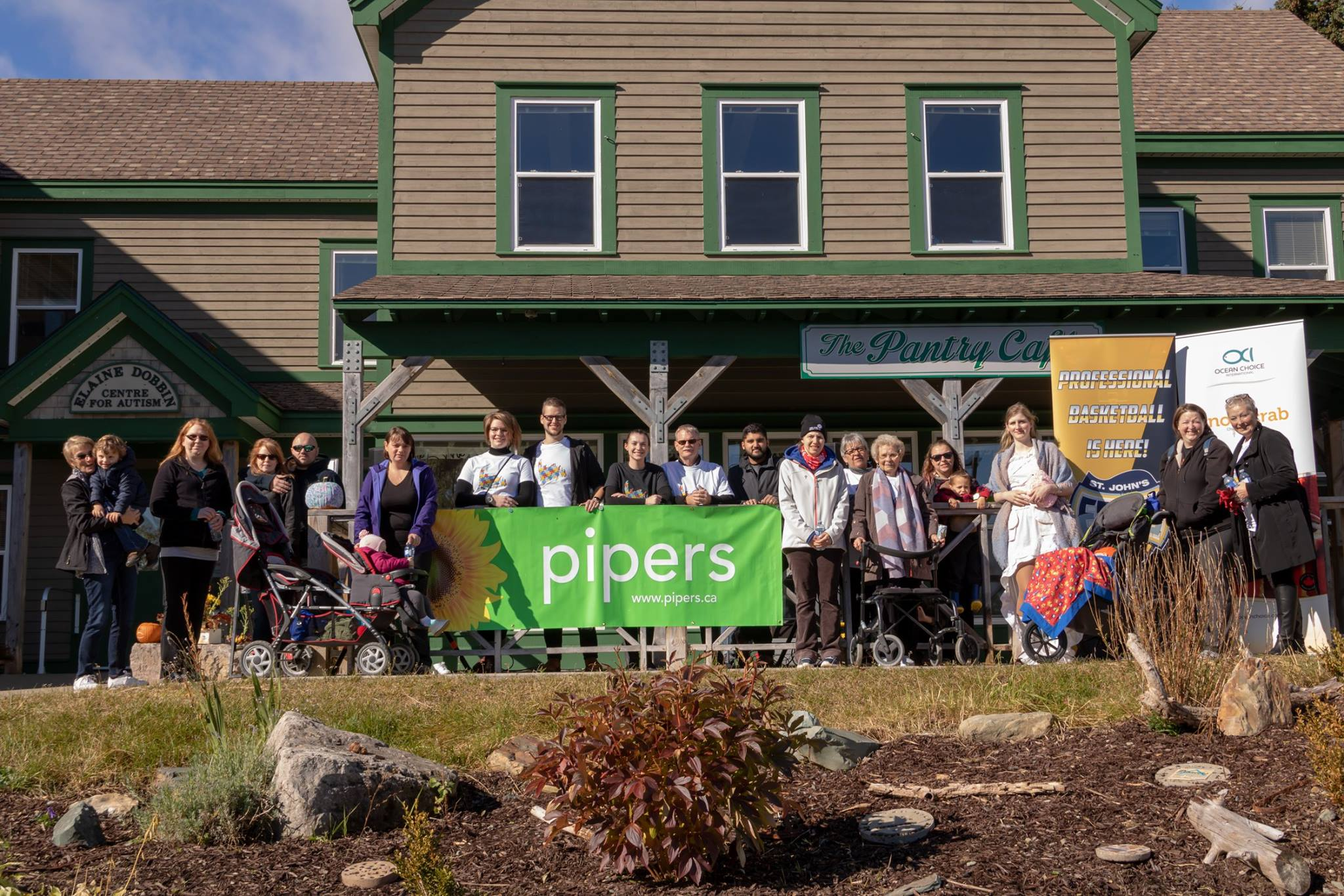 Pipers Active for Autism 2018