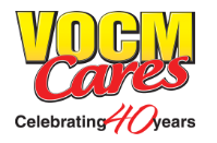 Autumn Gardner VOCM Cares logo