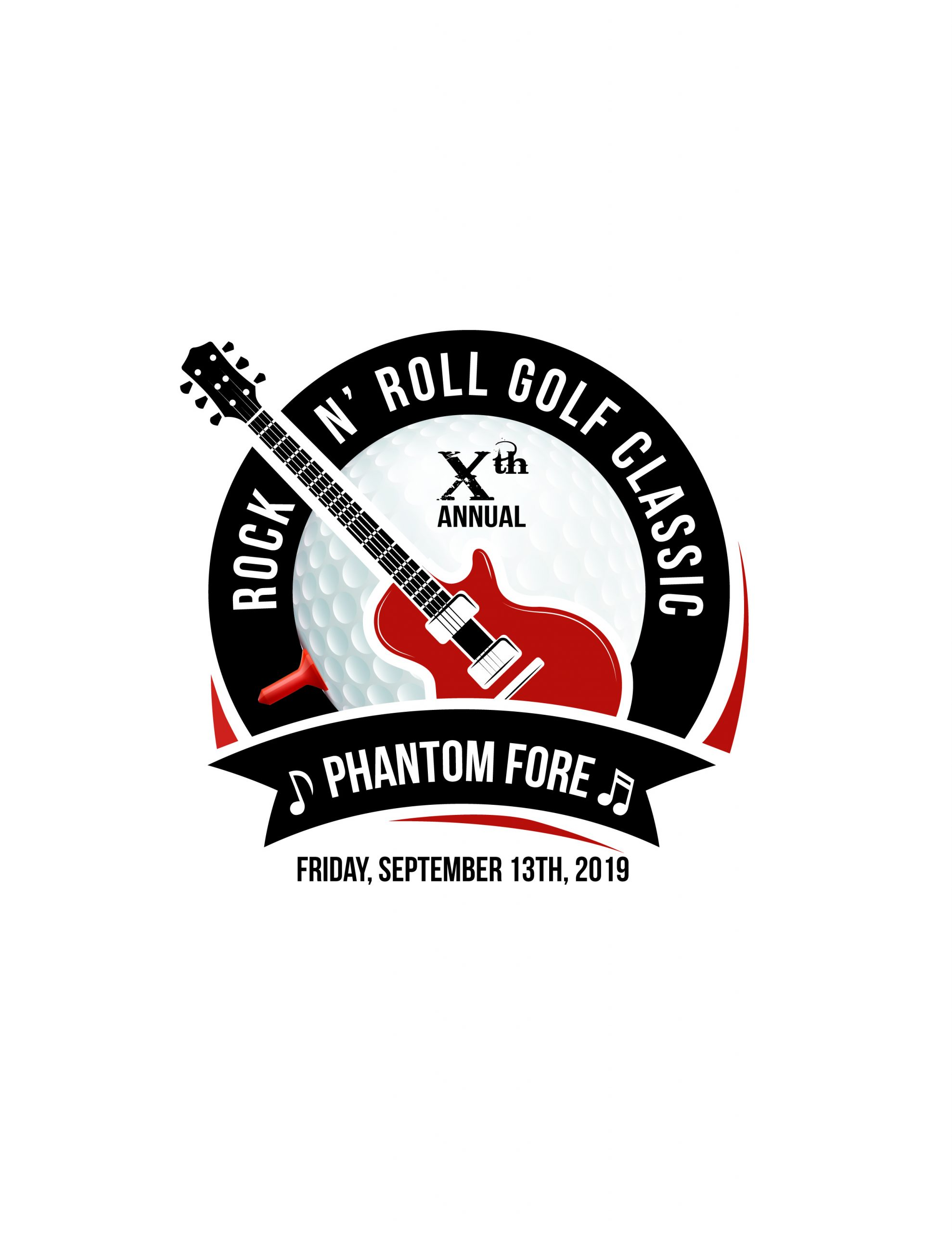 Phantom Fore Rock n' Roll Golf Classic